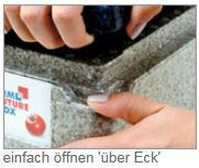 wuest b ckerei und gastrobedarf online shop gastro norm box gn 1 1 silber 230 mm. Black Bedroom Furniture Sets. Home Design Ideas
